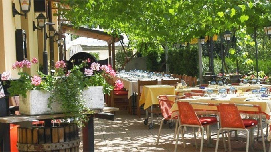 Ticino Weekend  Ristorante Giardino, Bombinasco