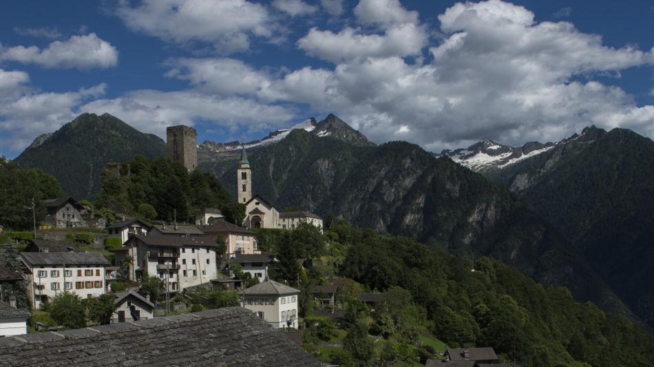 Ticino Weekend  Val Calanca