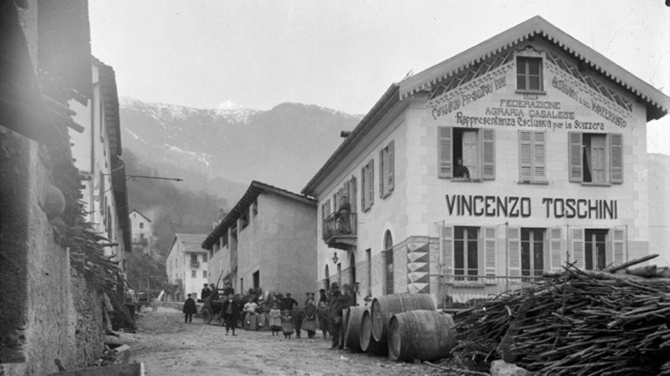 Ticino Weekend  Feier zum 150 Geburtstag von Roberto Donetta