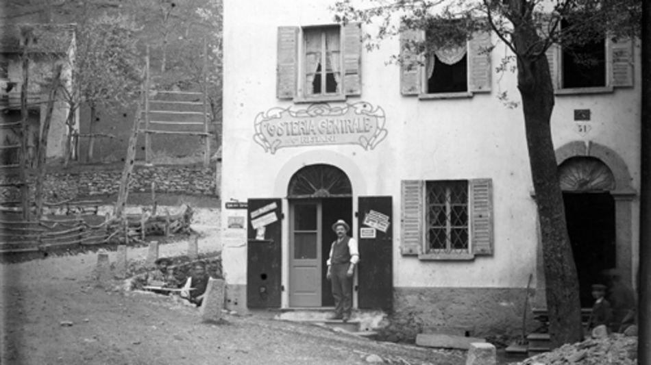 Ticino Weekend  Die historischen Fotografien von Roberto Donetta