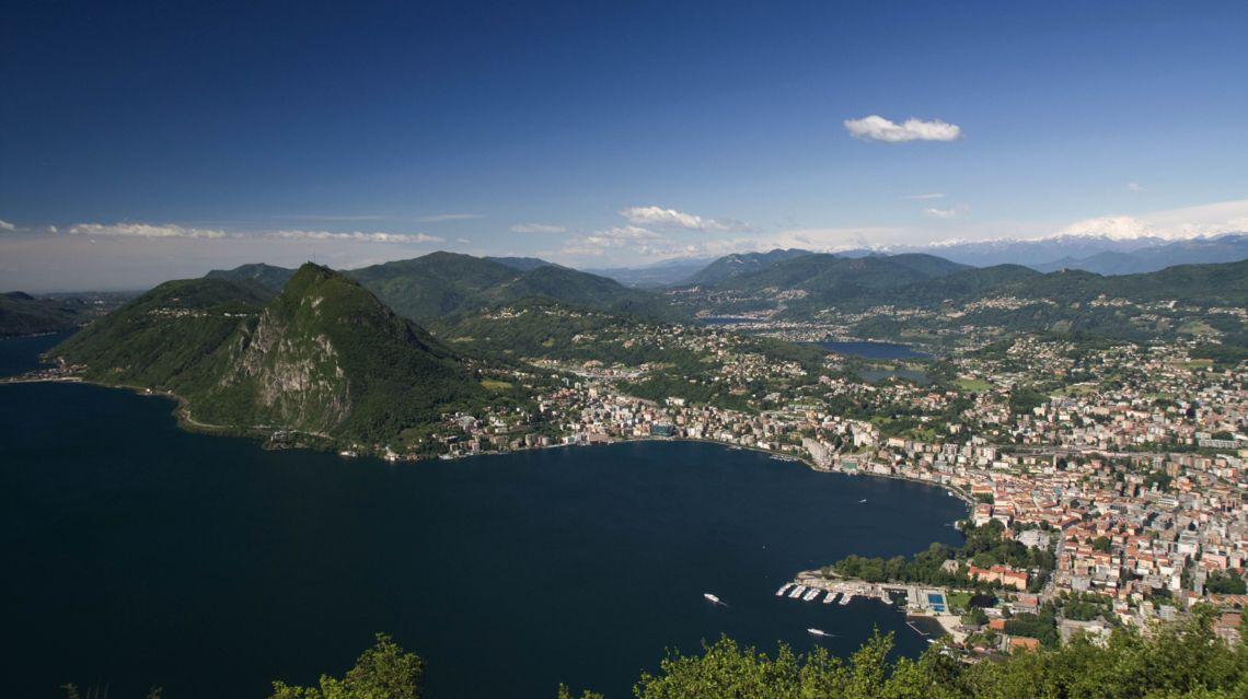 Ticino Weekend - Ausflug auf den Monte Brè. Lugano