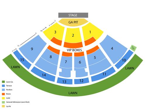 Verizon wireless amphitheatre  also inglewood tickets venues rh inglewoodtickets