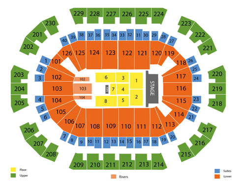 Save mart center also inglewood tickets concerts rh inglewoodtickets