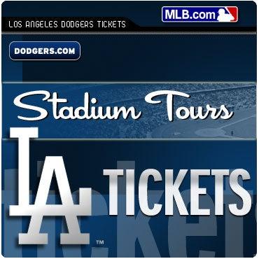 Dodgers Stadium Tour