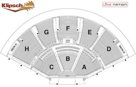 Klipsch Music Center Seating Chart Brokeasshome Com
