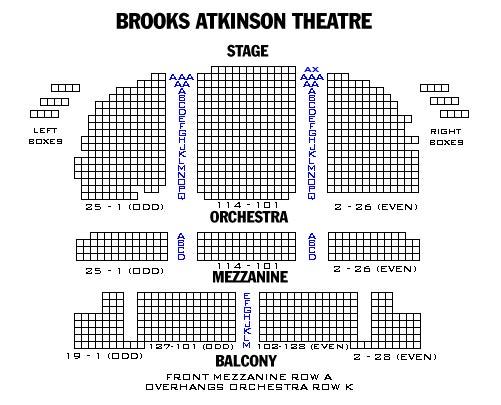 Biglietti per After Midnight a Brooks Atkinson Theatre a