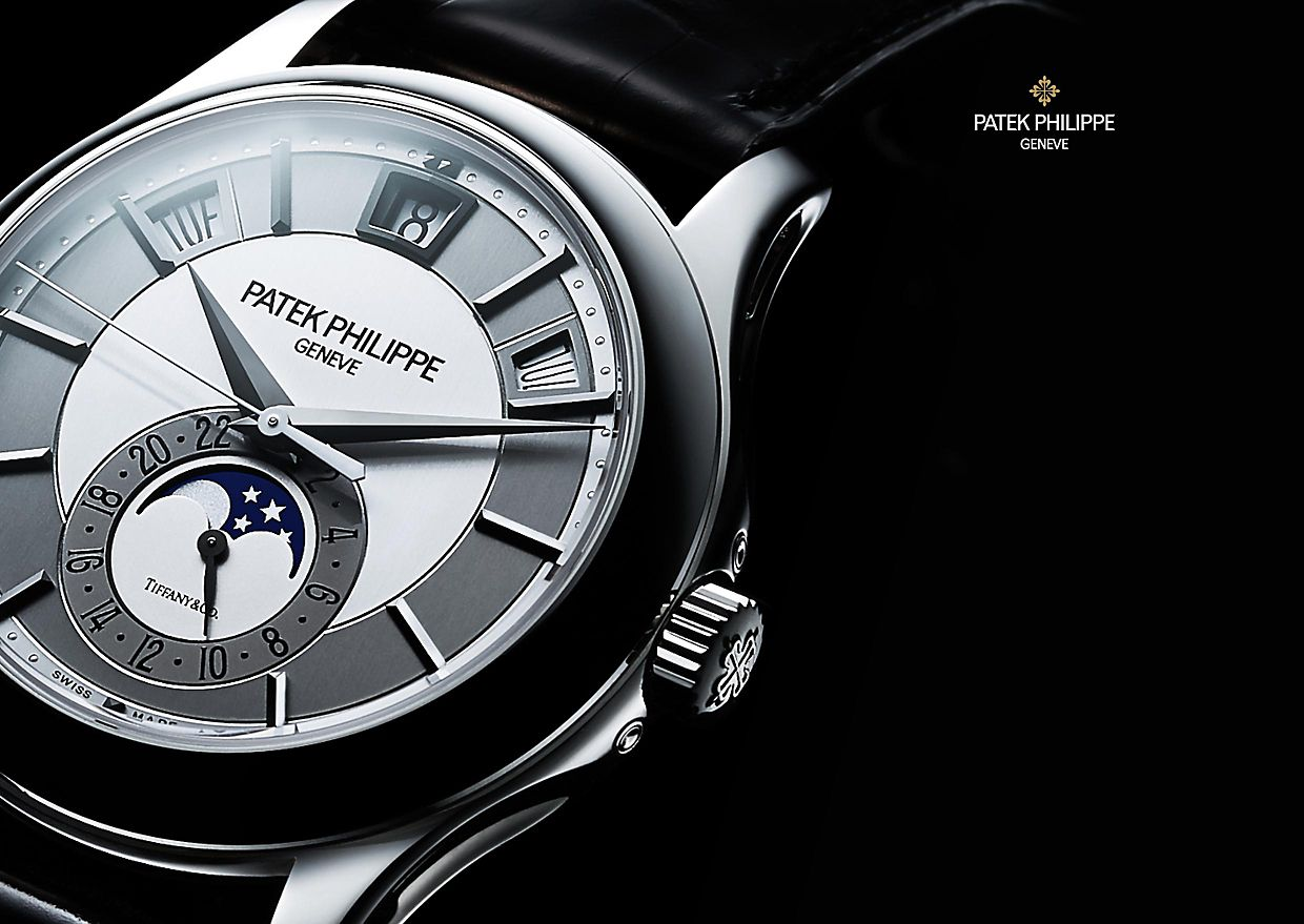 Patek Philippe Watches Tiffany Amp Co