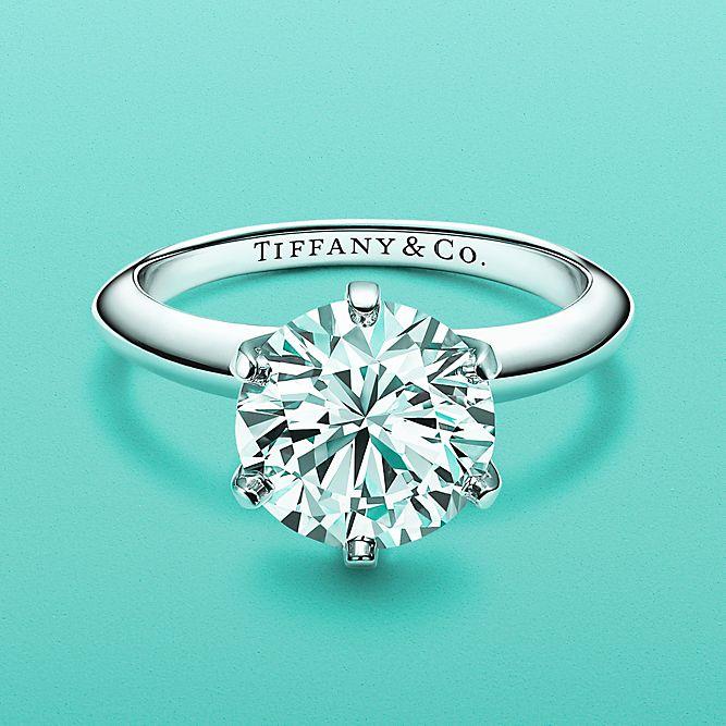 Engagement Rings and Diamond Wedding Rings  Tiffany  Co