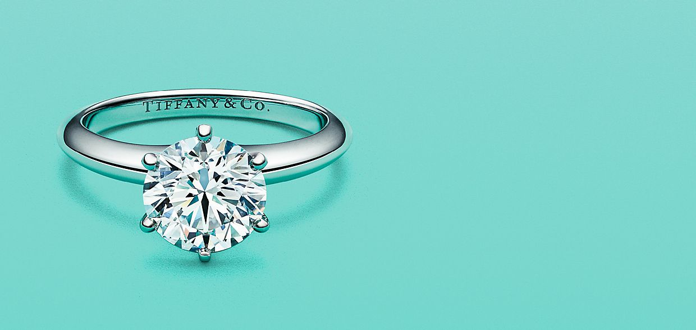 Silber Ringe Tiffany