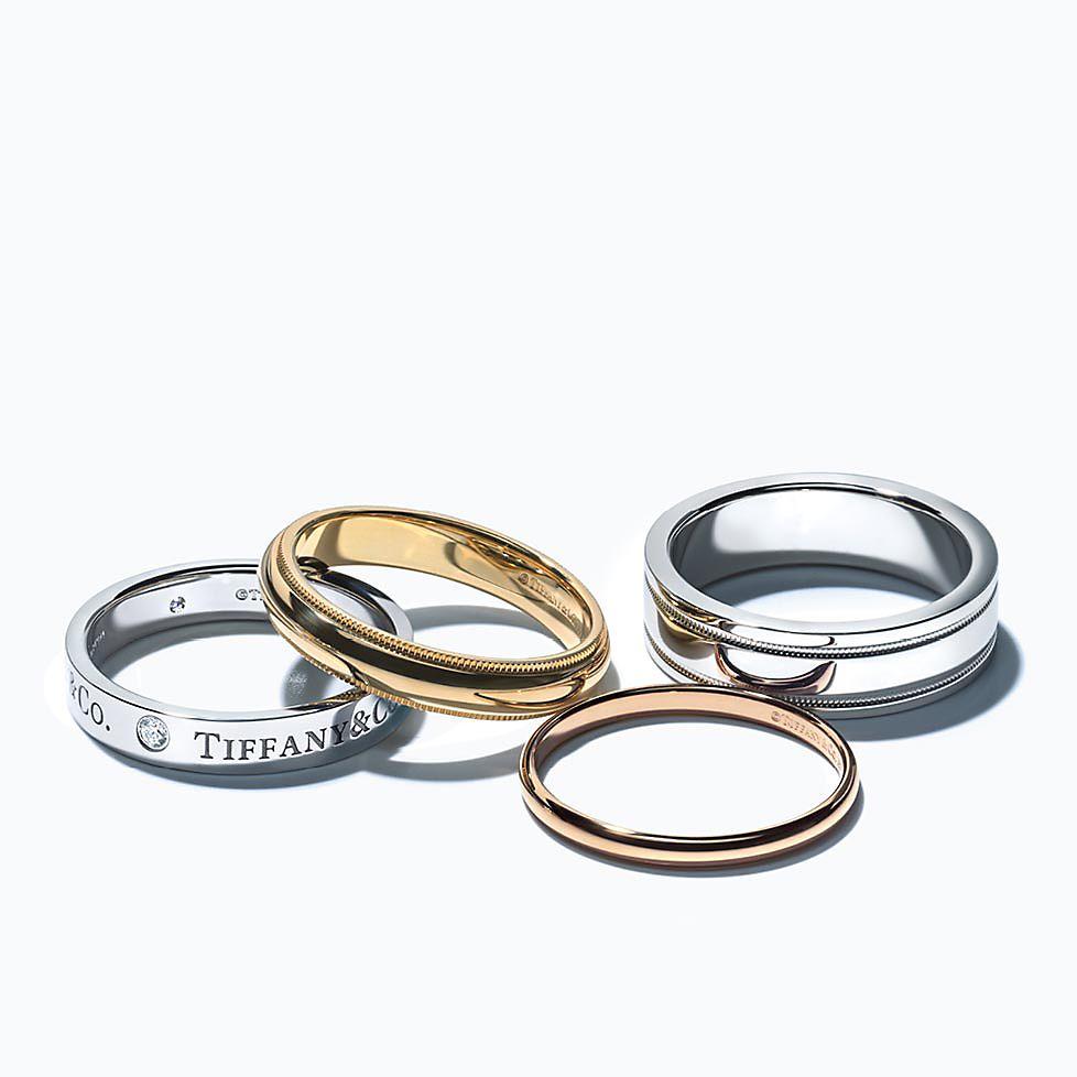 Wedding Rings  Wedding Bands  Tiffany  Co