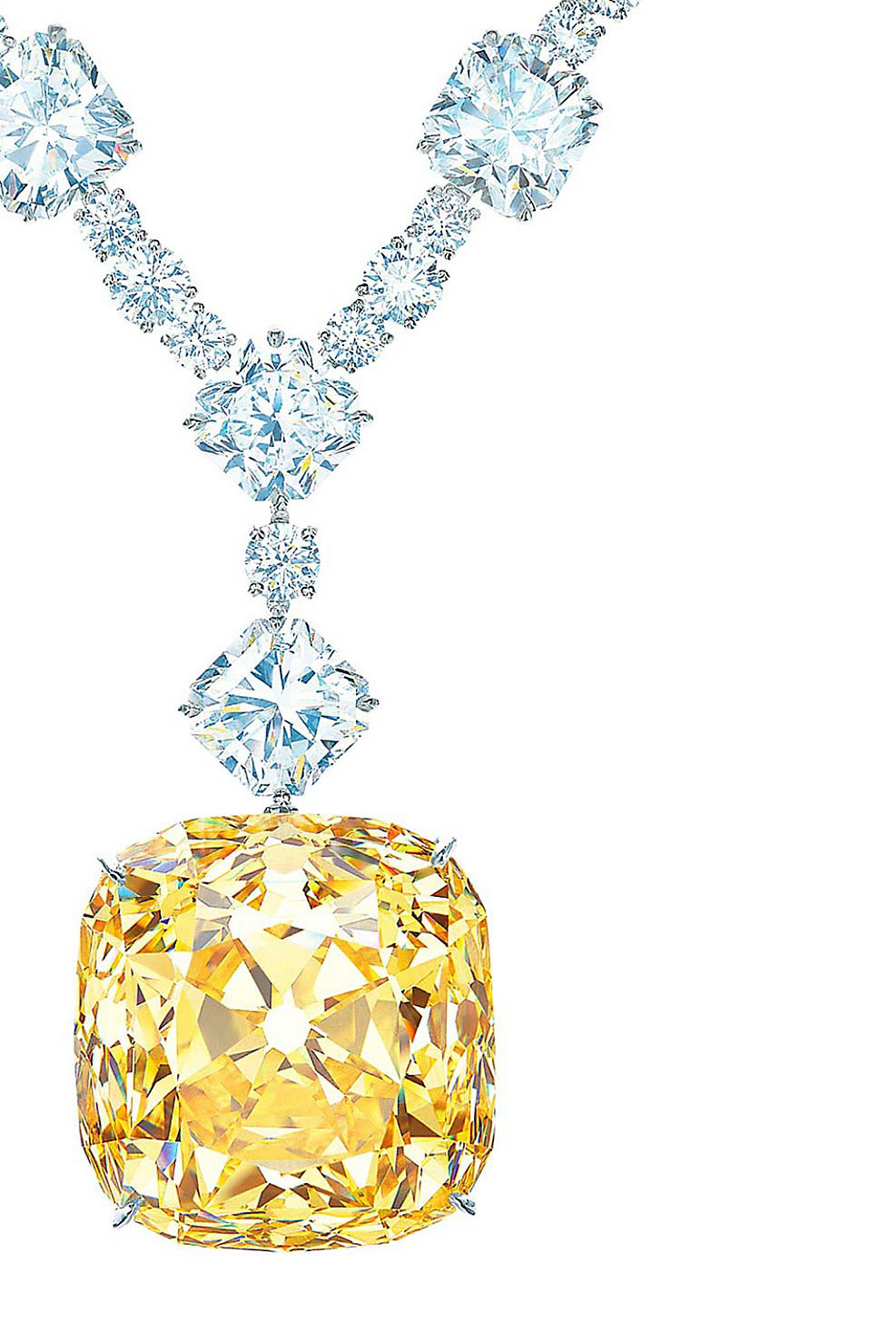 Tiffany Yellow Diamonds Jewelry Collection Tiffany Amp Co