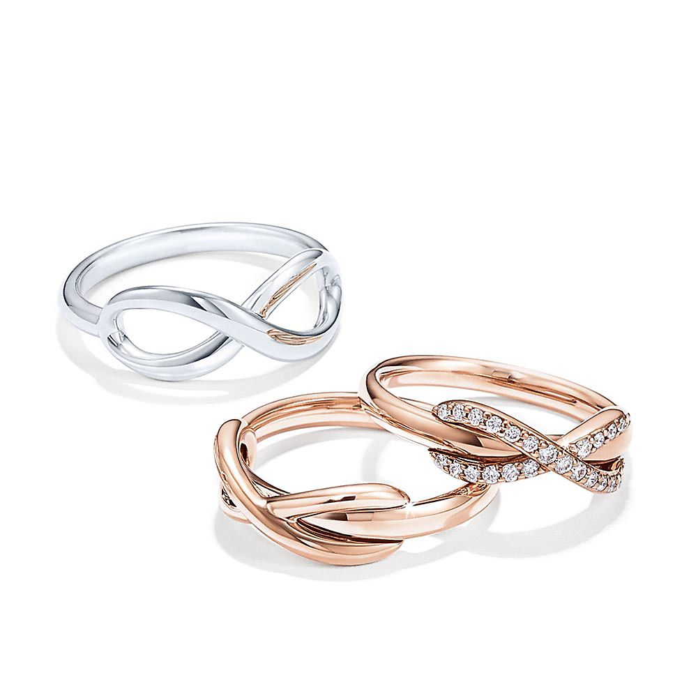 Rings for Women - Silver, Gold, Diamond Rings and more   Tiffany & Co.