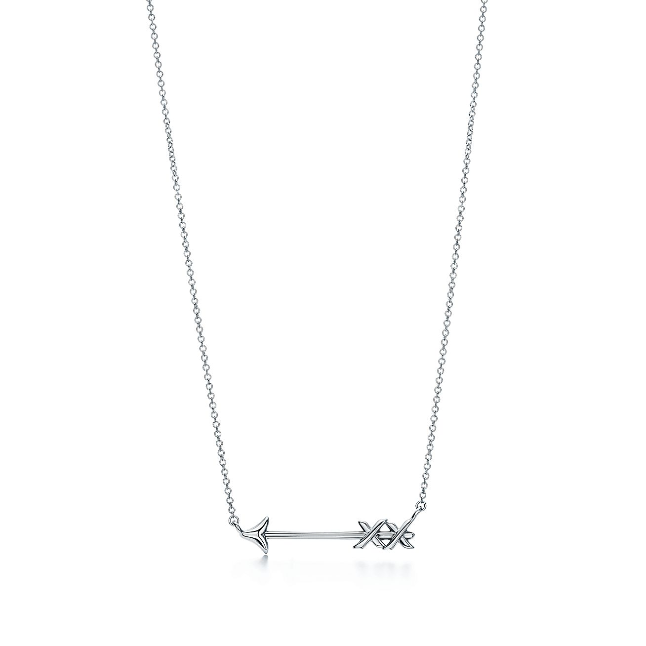 Image result for tiffany arrow necklace