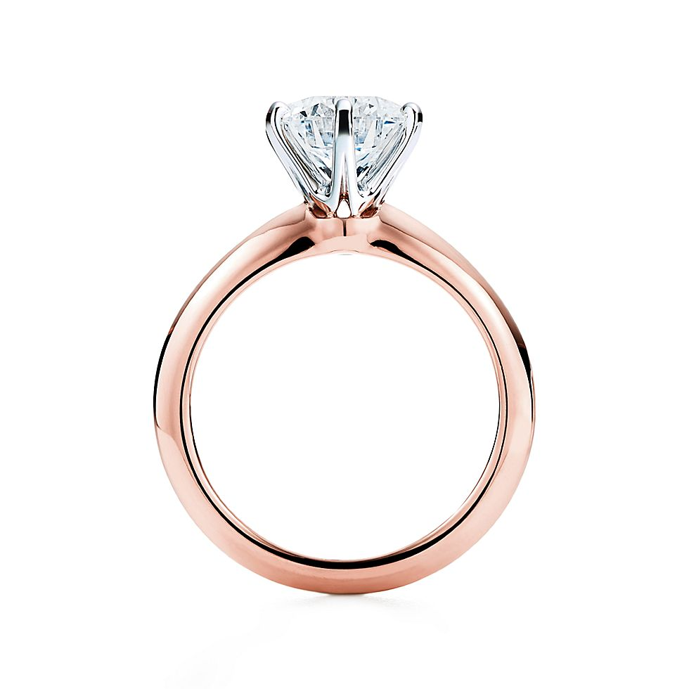 63 Luxurious Rose Gold Engagement Rings