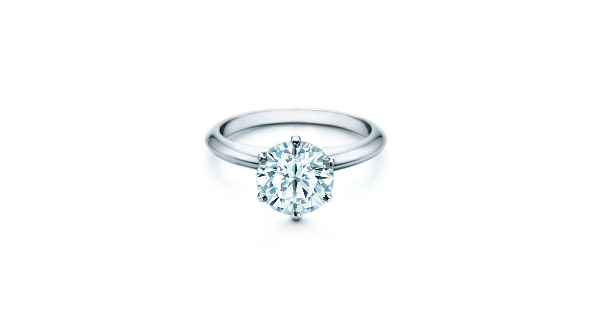 The Tiffany Setting Engagement Rings Tiffany Amp Co