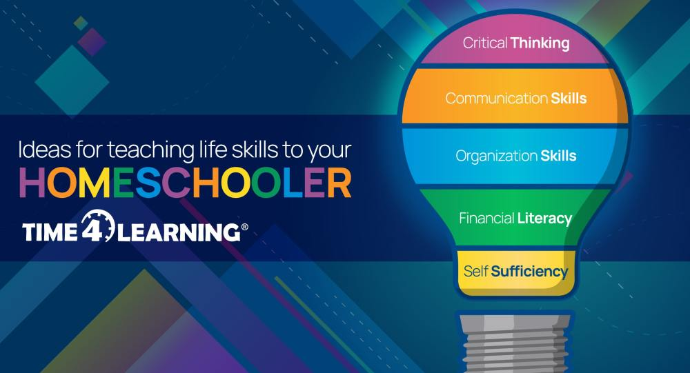 medium resolution of Ideas for Teaching Life Skills to Your Homeschooler   Time4Learning