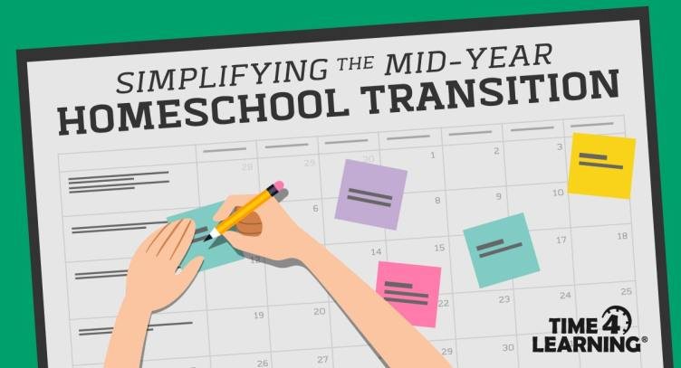 Simplifying The Mid-Year Homeschool Transition | Time4Learning