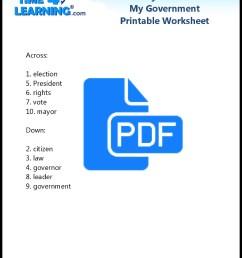 Free Printable: Elementary Social Studies Worksheet   Time4Learning [ 2277 x 1816 Pixel ]