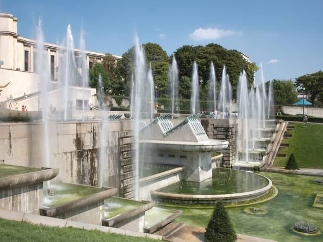 jardins du trocadero 75016 paris