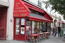 Restaurant Chez Omar Paris