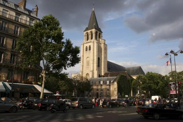 Eglise St-germain-des-pr Attractions In Saint-germain