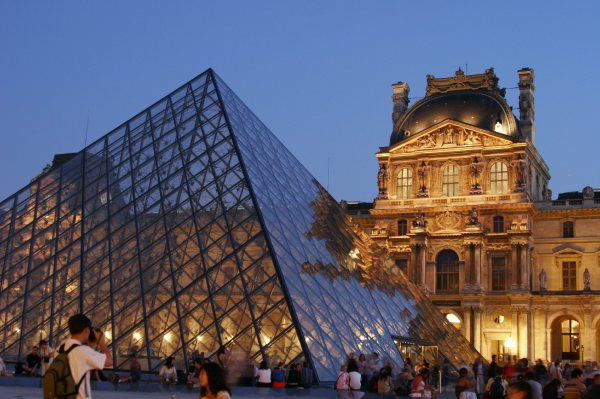 Museums In Paris Time