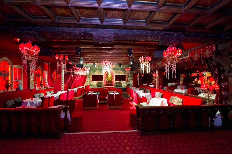 Chez Raspoutine  Clubs in ChampsElyses Paris