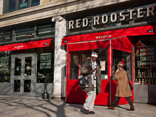 Soul Food Restaurants Harlem New York