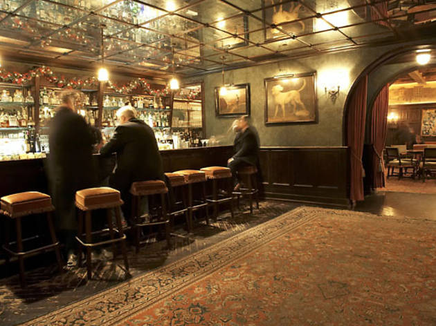 The Lobby Bar at the Bowery Hotel  Bars in East Village