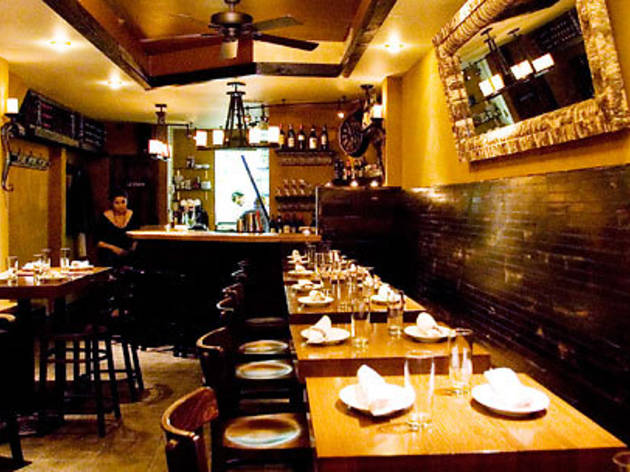 Brindle Room  Restaurants in East Village New York