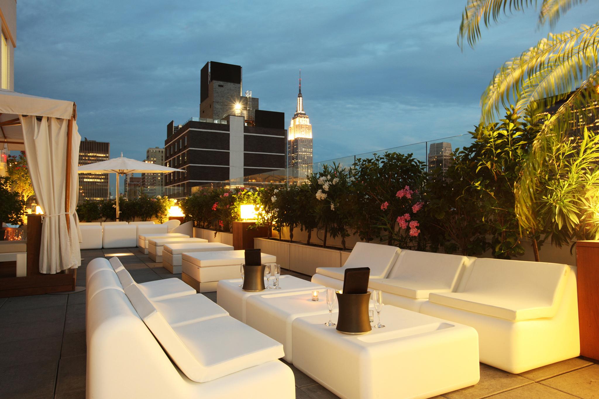 Garden Terrace Inn