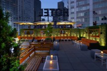Douchey Rooftop Bars Outdoor Drinking