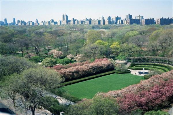In York City Spring