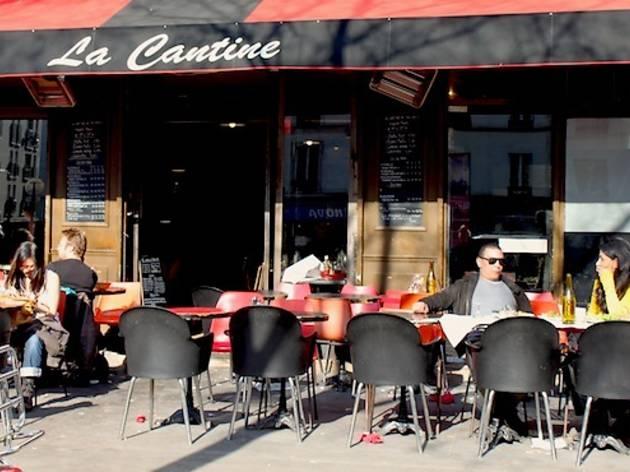 Spots to Visit in Paris, France: La Cantine de Belleville | Restaurants in Belleville, Paris