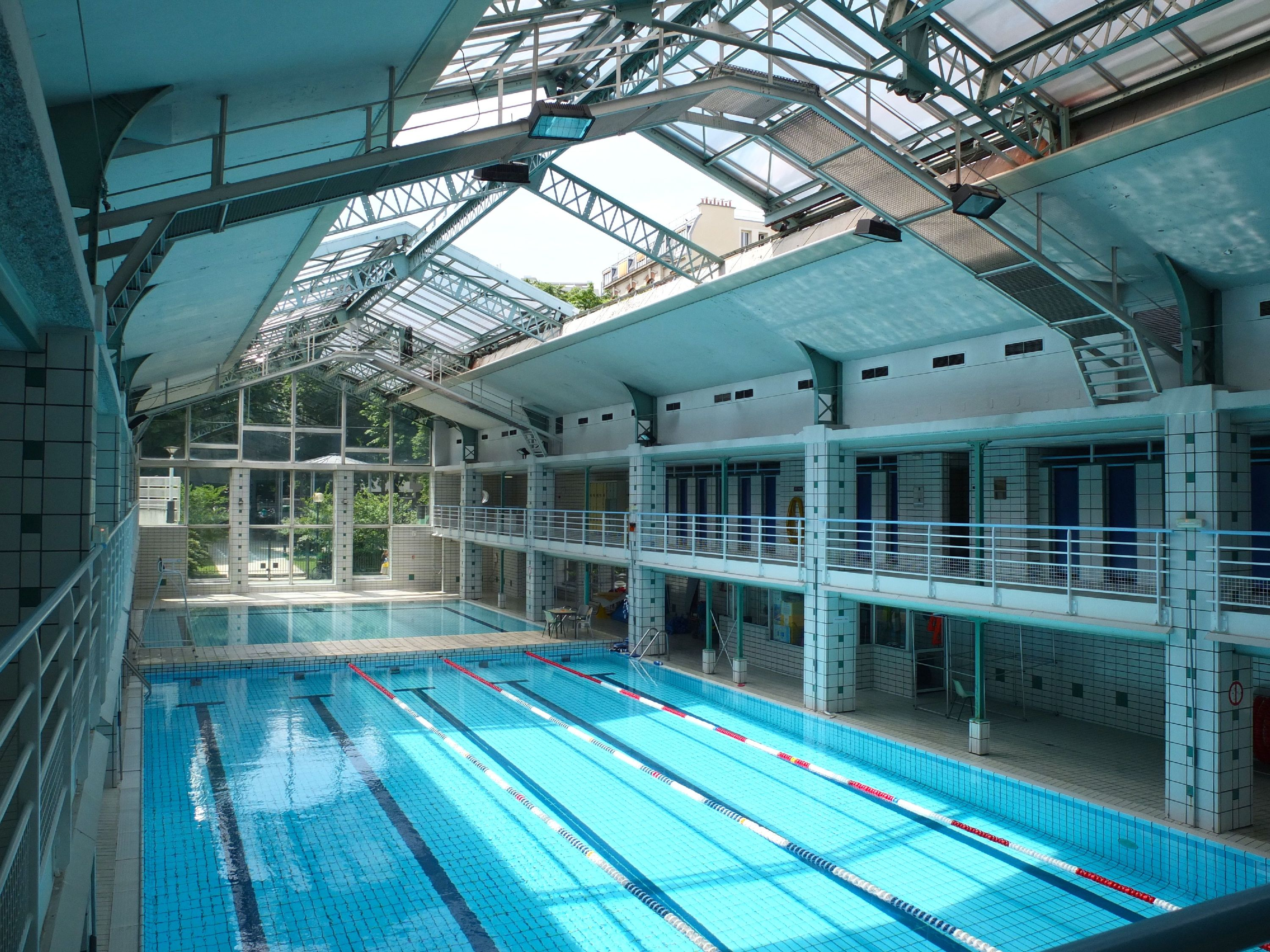 Piscine Pontoise Fitness Swimming Pools In Paris Time Out Paris