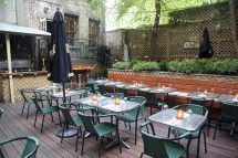 Outdoor Dining Guide Nyc' Summertime Restaurants
