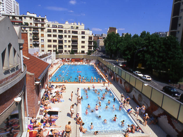 Piscine ButteauxCailles  in ButteauxCailles Paris