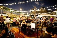 Here's a map of all the best rooftop bars in New York City