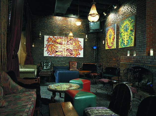 Art Bar  Bars in West Village New York