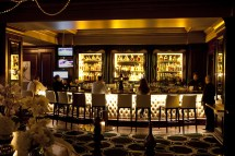 Hotel Bars La' Classiest Lobby Lounges