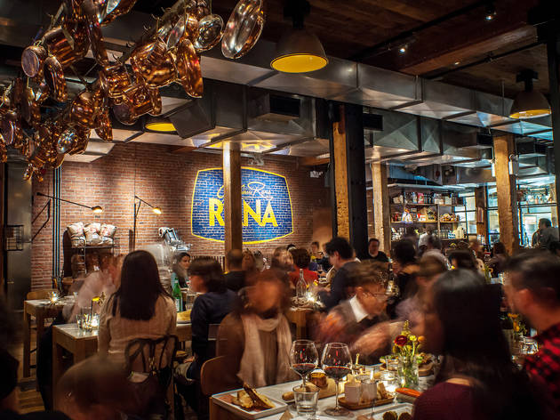 Giovanni Rana Pastificio and Cucina  Restaurants in