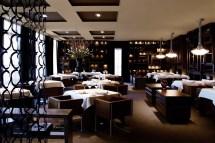 Fancy Hotel Restaurant