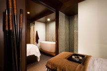 Spa Treatment Room Interior Design