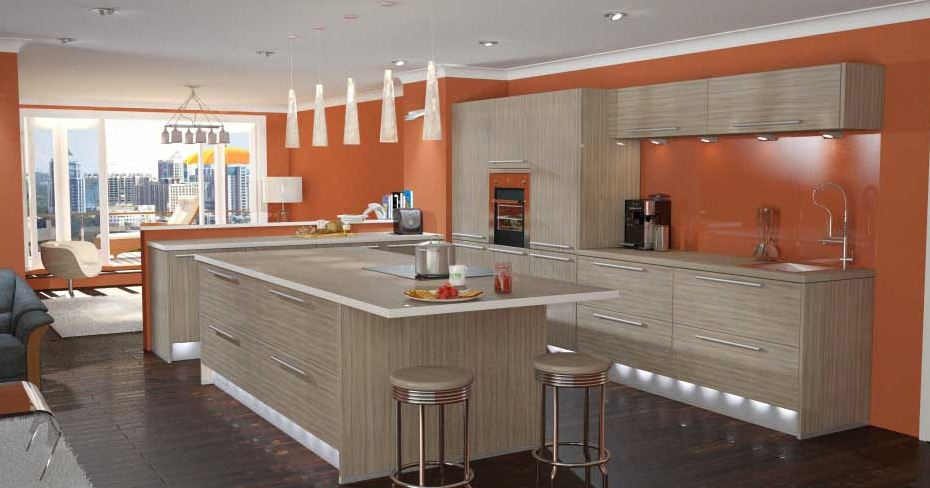 hotels with kitchen in los angeles white leather bar stools win gadgets and an ipad 2 from wren kitchens ...