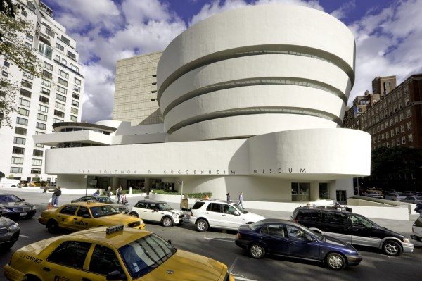 Guggenheim York Museum Guide Exhibits