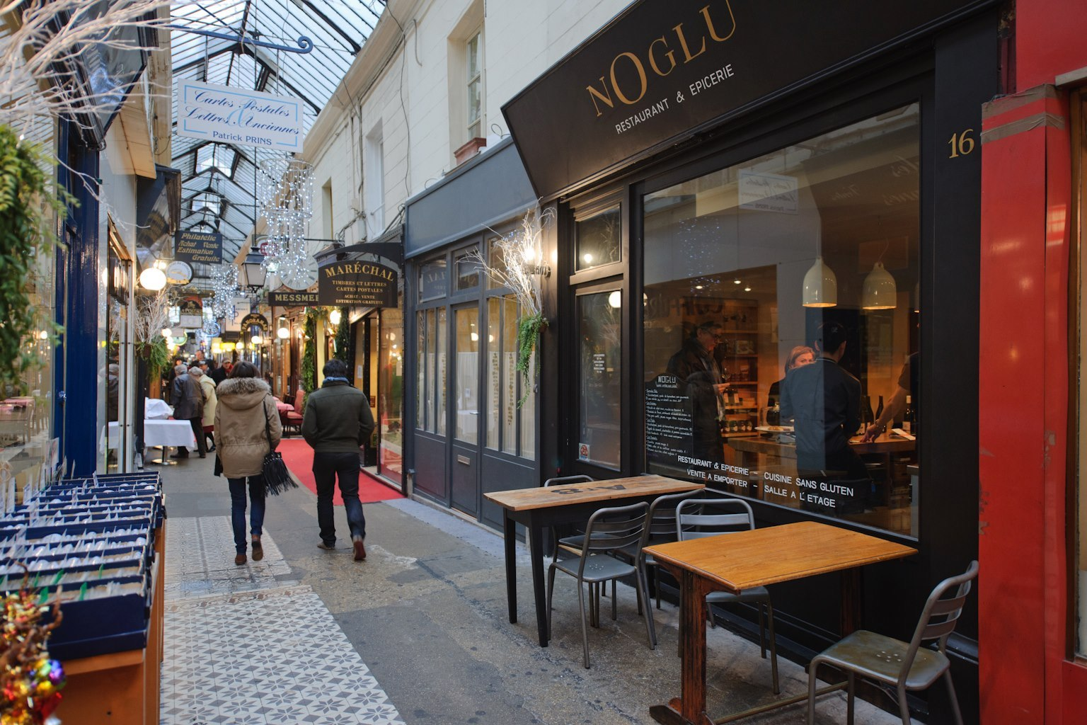 Restaurants Near Me Paris