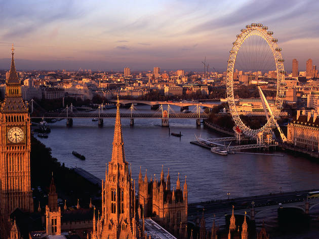 Seven Signs You Need A Break From London