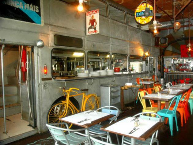 Crperie Bretonne Anaick  Restaurants in Sant Mart