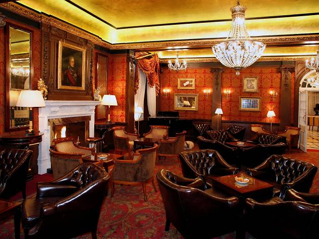 The Bar and Lounge At The Goring  Bars and pubs in St
