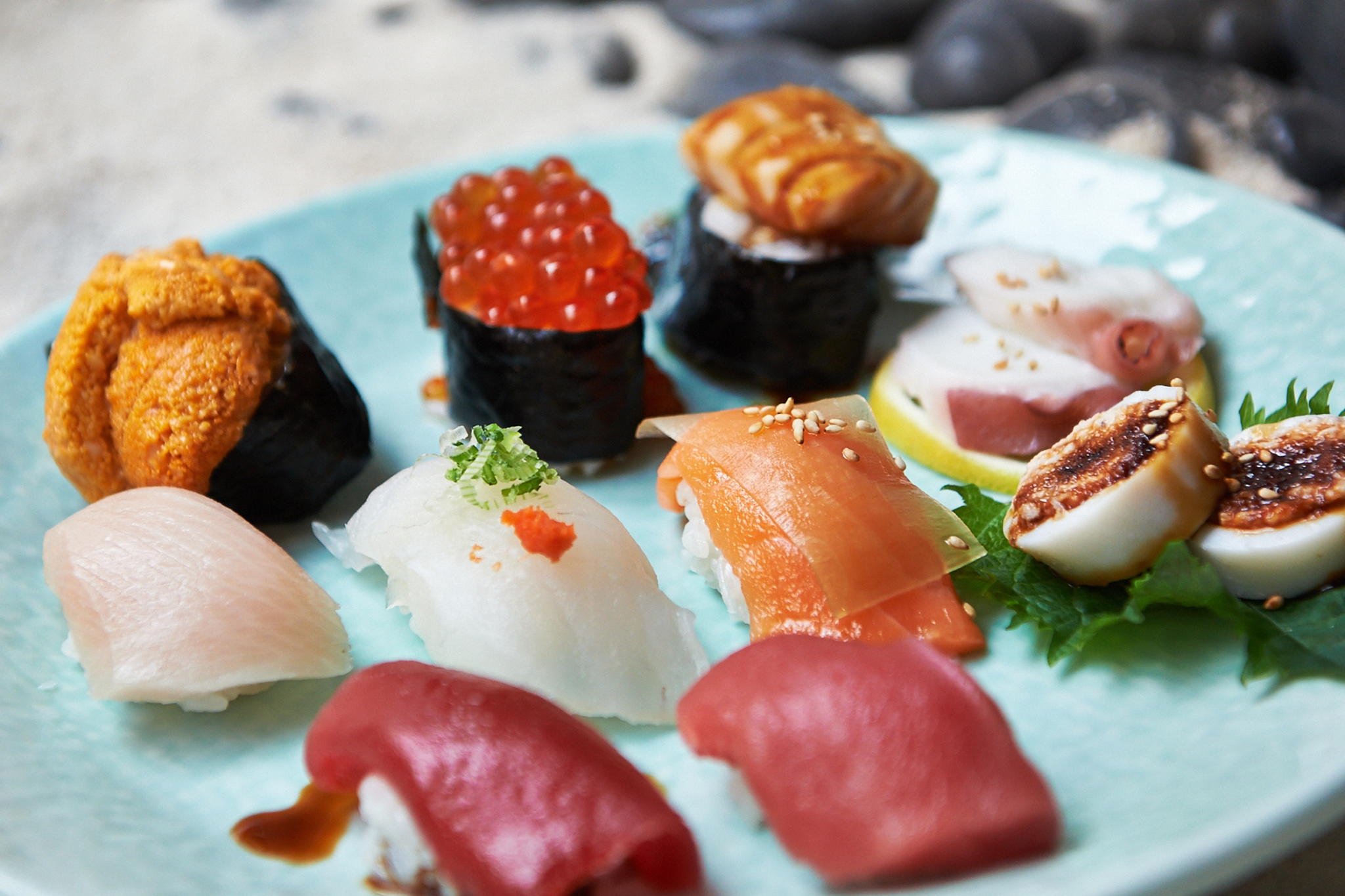 Places Sushi And Other Food
